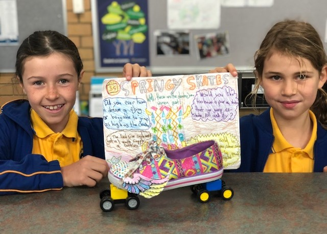 Our School About us -springy skates